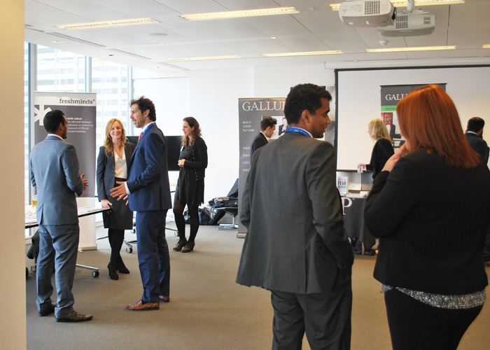 MBA Careers Fair at WBS London at The Shard