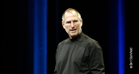 Steve Jobs, master of rhetoric?