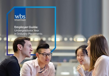 Warwick Business School Undergraduate Placements Guide