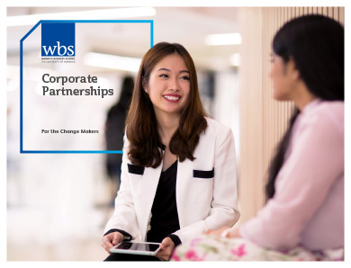 Warwick Business School's Corporate Partnerships Brochure