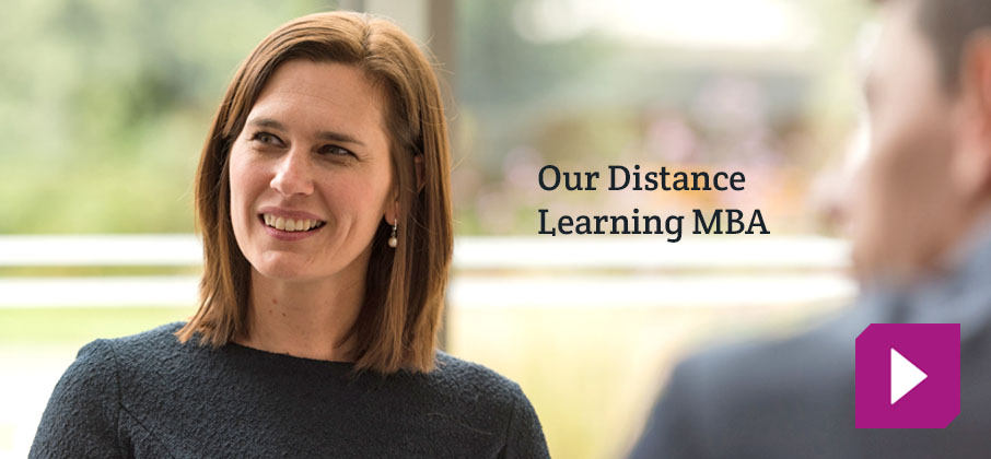 Distance learning MBA | MBA Courses | Warwick Business School