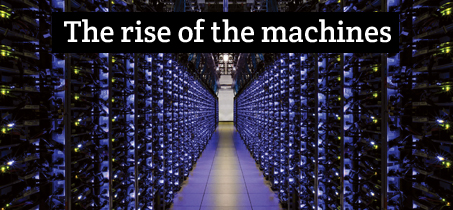 The Rise Of The Machines News Warwick Business School