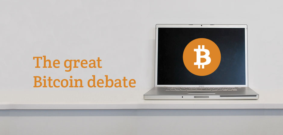 Professor Jon Rushman says Governments need intelligent debate about Bitcoin
