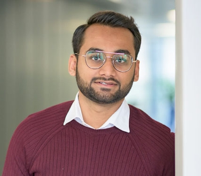 How Jinesh secured an internship at SANNE Singapore