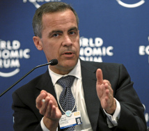 Mark Carney copyright World Economic Forum