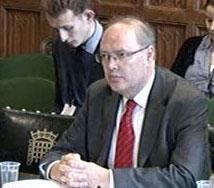 Sentance warns Treasury Select Committee