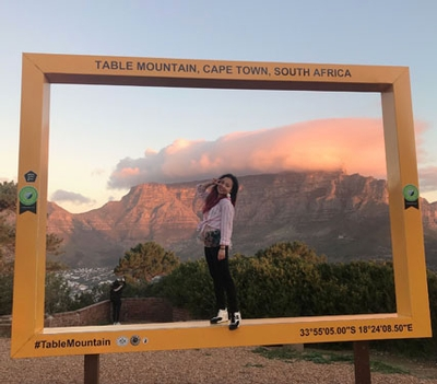 MSc Management study trip: Cape Town