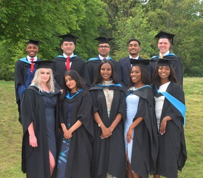 First intake of Foundation Year students graduate