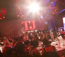 The annual Training Journal Awards Gala Dinner