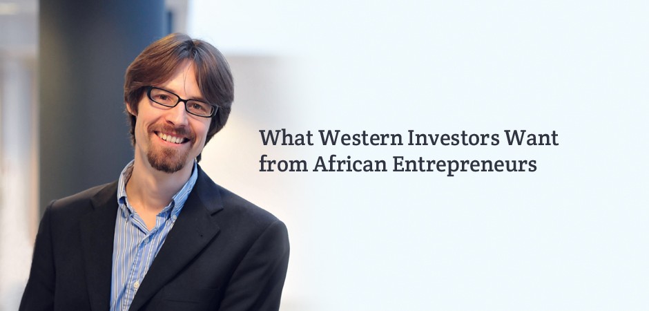 Christian Stadler reveals the tactics Western investors need to adopt to succeed in Africa