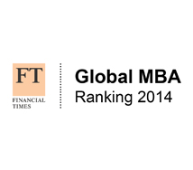 Financial Times Global MBA Ranking 2014