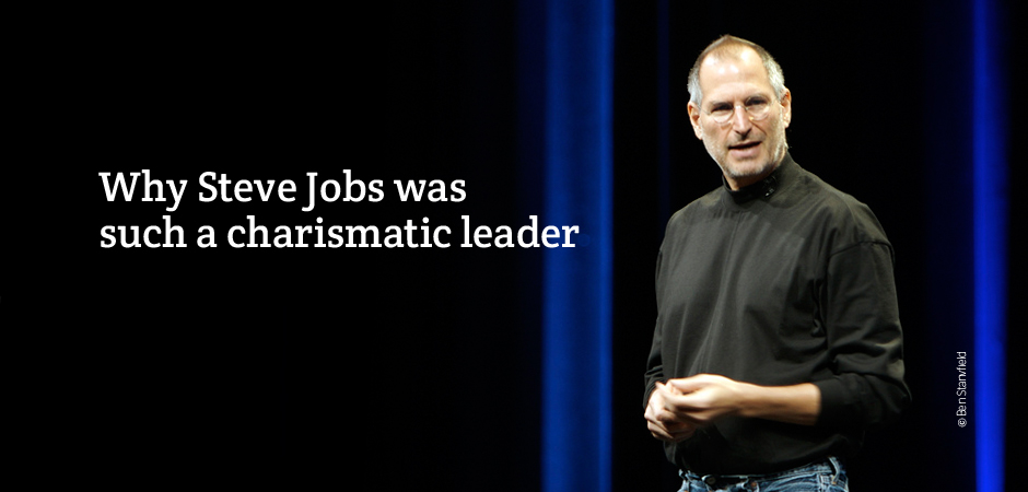 Loizos Heracleous reveals why former Apple boss Steve Jobs was such a great public speaker