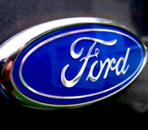 Ford logo by JW Sherman