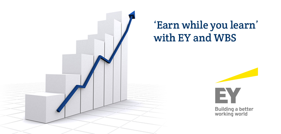 A new scholarship scheme with EY could see students receive up to £40,000 in financial support