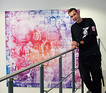 Student's prize-winning Change Maker art unveiled
