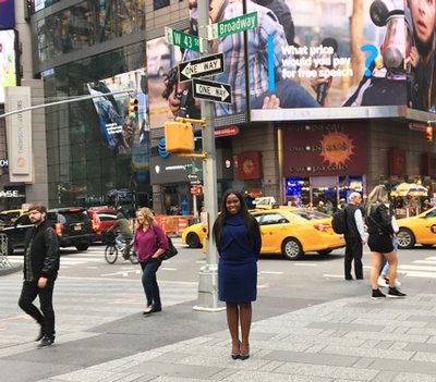 From WBS to New York: How my WBS Scholarship helped me achieve a role in the Finance sector