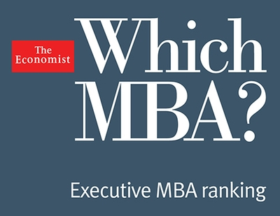 Executive MBA ranked in world's top 10