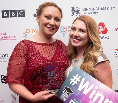 Warwick Business School wins two Education Awards